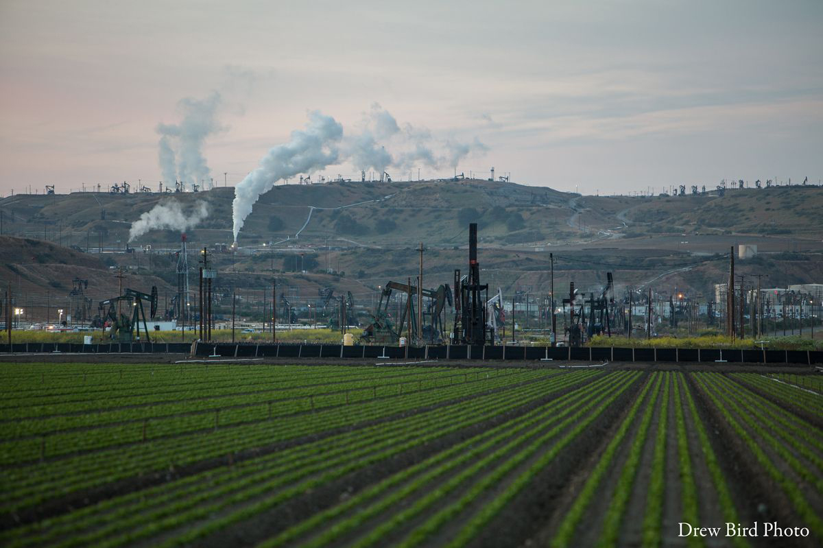 San Ardo Oil Fields | Oil and Natural Gas | Fracking | Water and Energy | Drought | Climate Change | Global Warming | Greenhouse Gas Emissions
