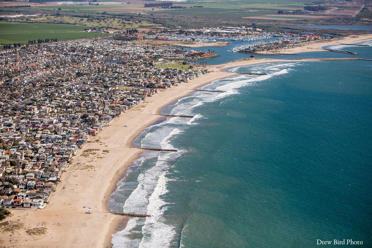Santa Barbara Oil Spill | Offshore Oil Rigs Aerial Photos