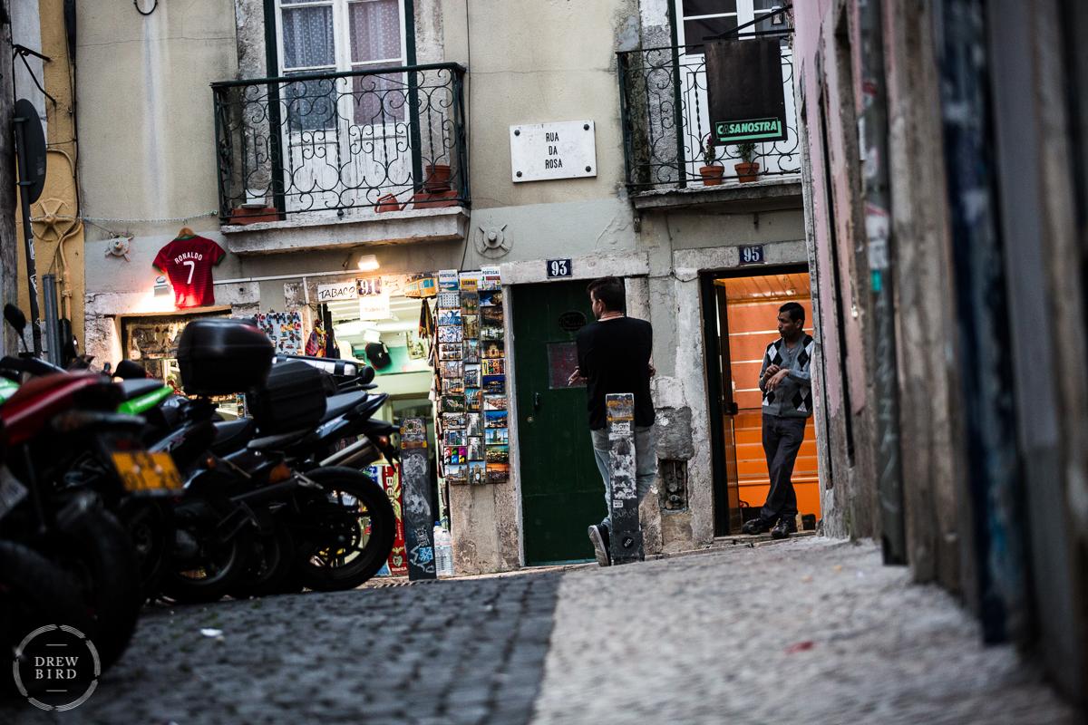 Lisbon Portugal Photo Story   San Francisco Freelance Photographer   Drew Bird   Travel Photographer